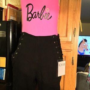 Swim - Barbie One Piece Hot Pink